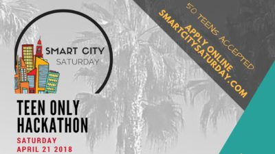 Design Lab Smart City Saturday Hackathon