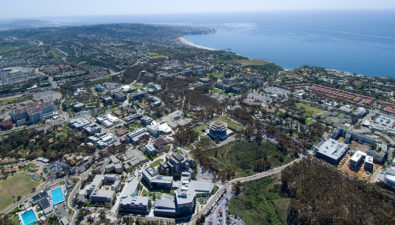 design lab ucsd aerial shot