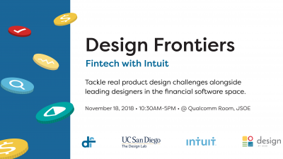Ucsd Design Lab Design Frontiers Intuit