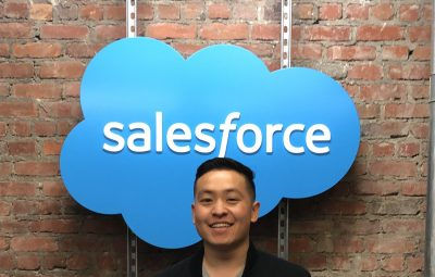 UCSD Ed Ngai Salesforce