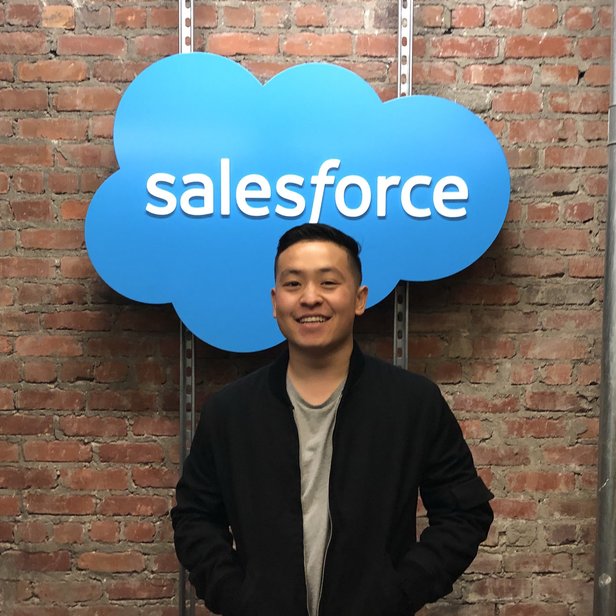 UCSD Ed Ngai Salesforce
