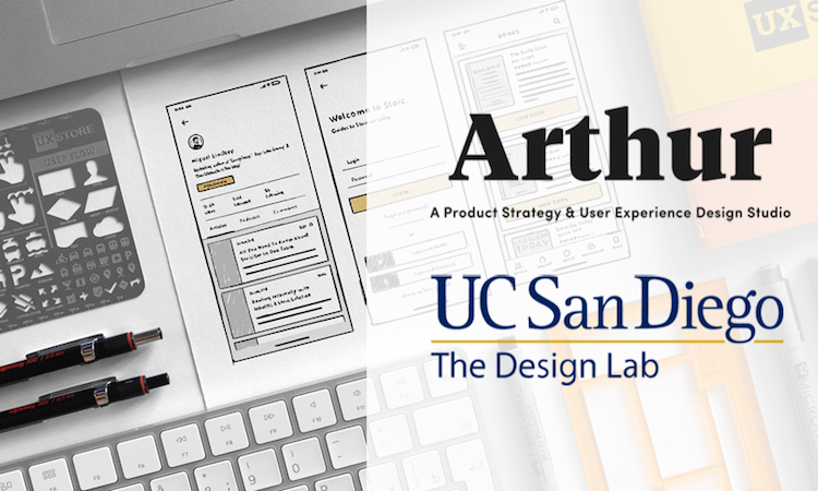 ucsd design lab studio session UX wireframes