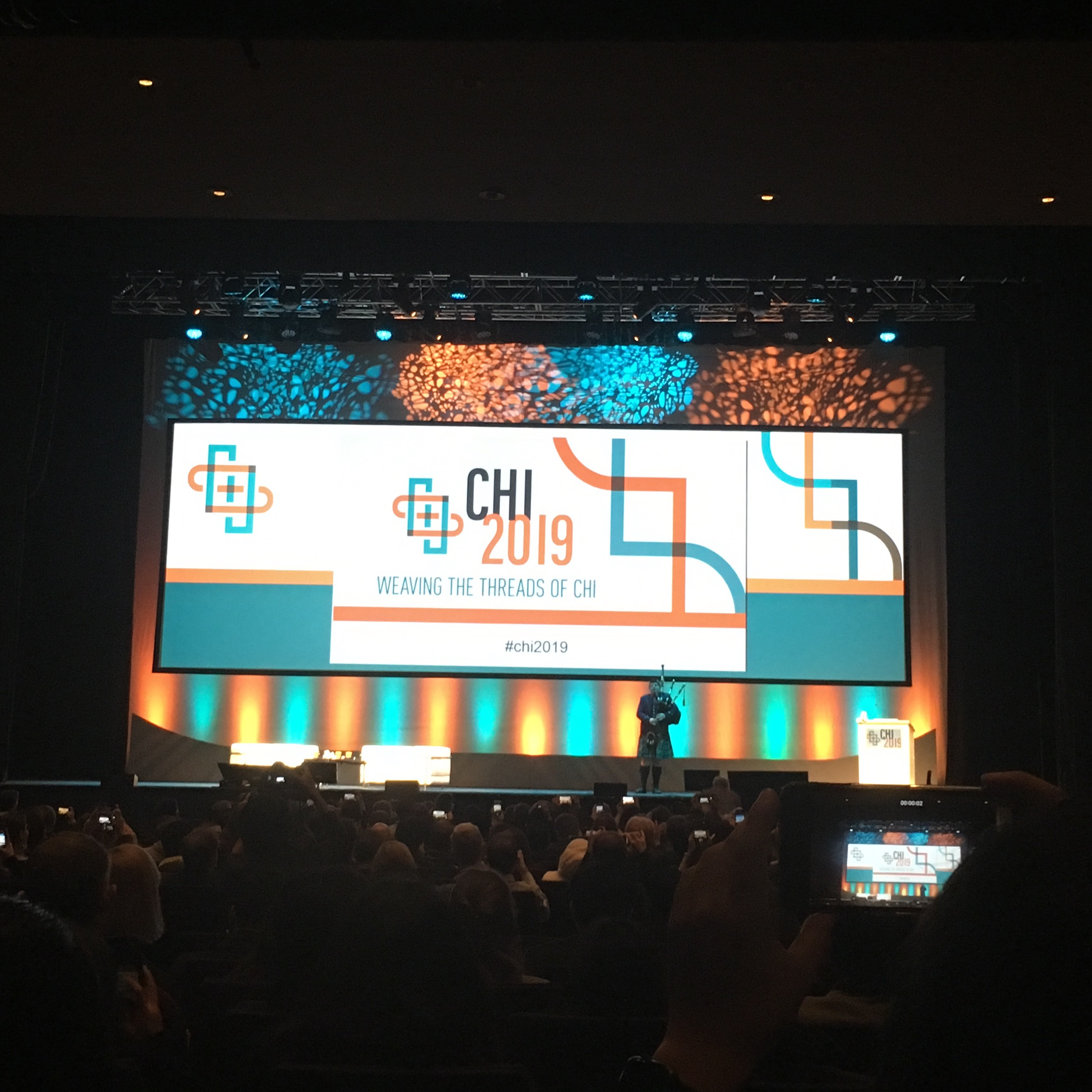 CHI 2019 Conference In Glasgow, Scotland