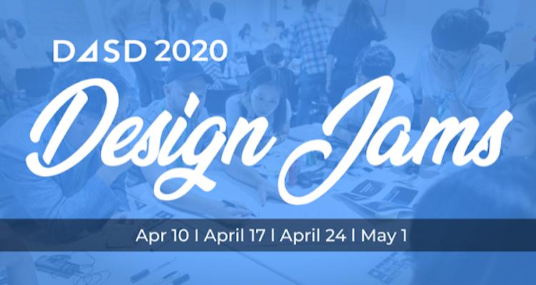 d4sd design jam