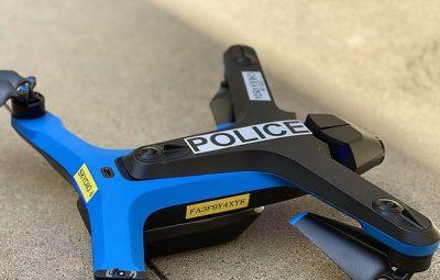 Drones Law Enforcement