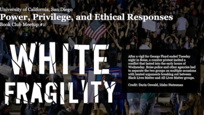 Power Privilege Ethical Responses White Fragility
