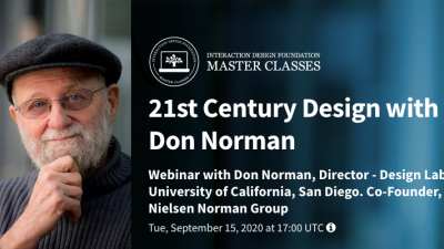 21st Century Design Don Norman
