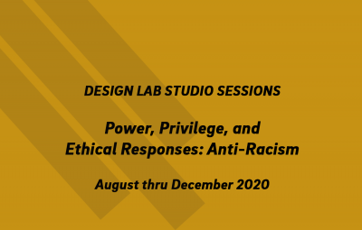 Anti-racism Ucsd Design Lab