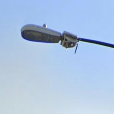San Diego Surveillance Street Lamps Video Streetlights