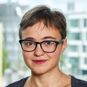 Vera Khovanskaya Postdoc Researcher Design Lab
